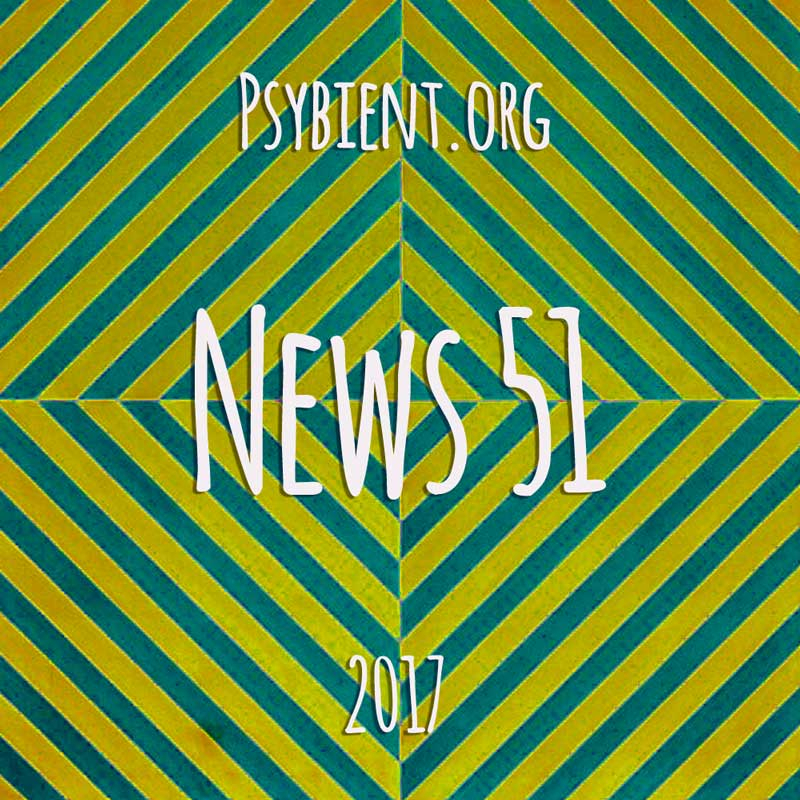 Psybient.org news – 2017 W51 (music and events)