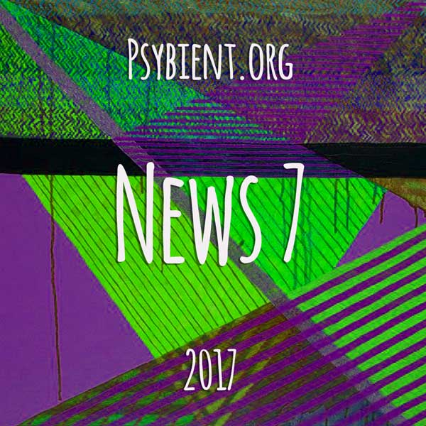Psybient.org news – 2017 W7 (releases and events)
