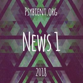 Psybient.org news – 2018 W1 (music and events)