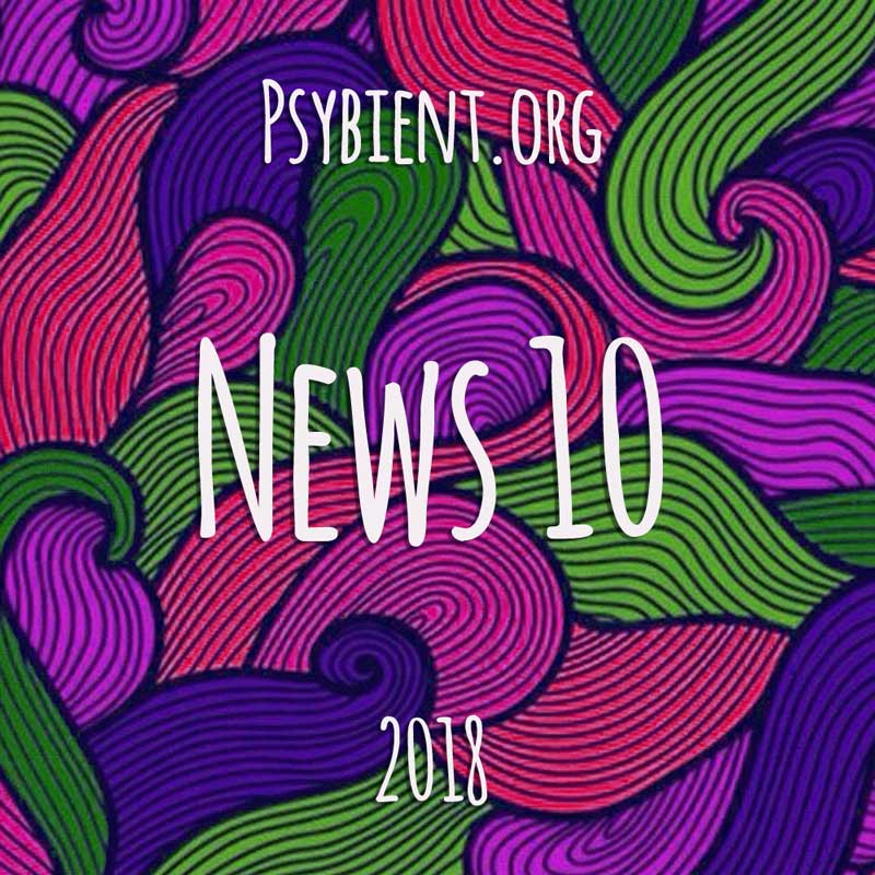 Psybient.org news – 2018 W10 (music and events)