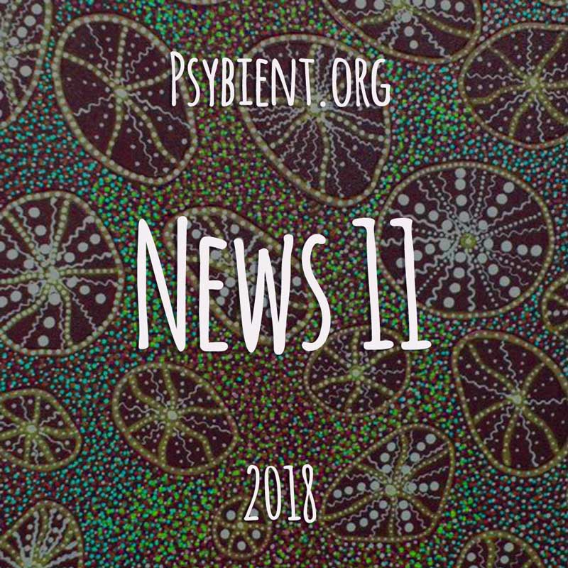 Psybient.org news – 2018 W11 (music and events)