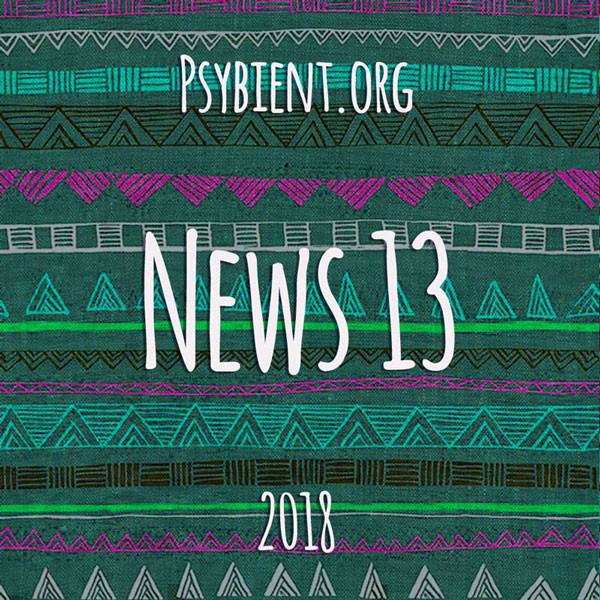 Psybient.org news – 2018 W13 (music and events)