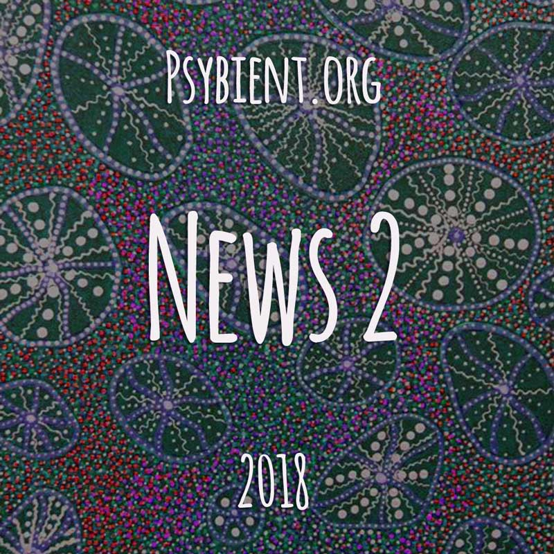 Psybient.org news – 2018 W2 (music and events)