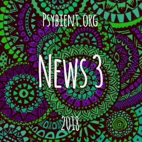 Psybient.org news – 2018 W3 (music and events)