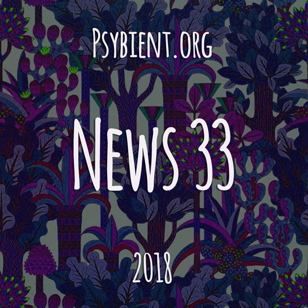 Psybient.org news – 2018 W33 (music and events)