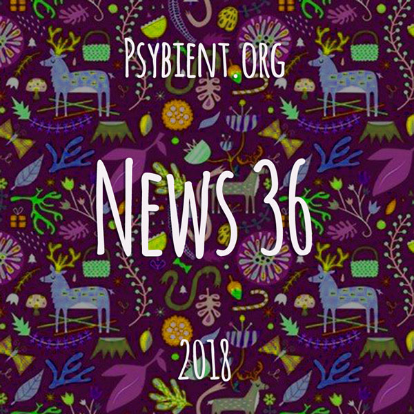 Psybient.org news – 2018 W36 (music and events)