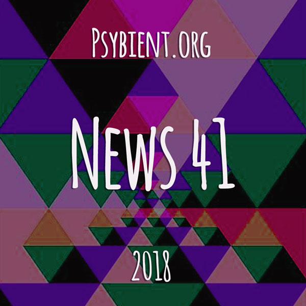 Psybient.org news – 2018 W41 (music and events)
