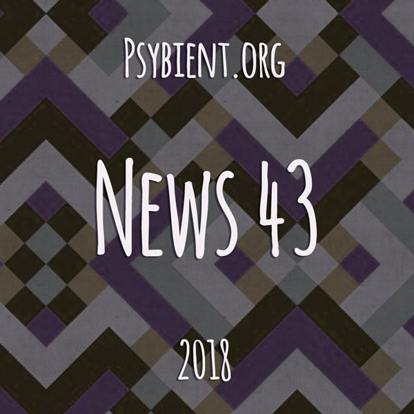 Psybient.org news – 2018 W43 (music and events)