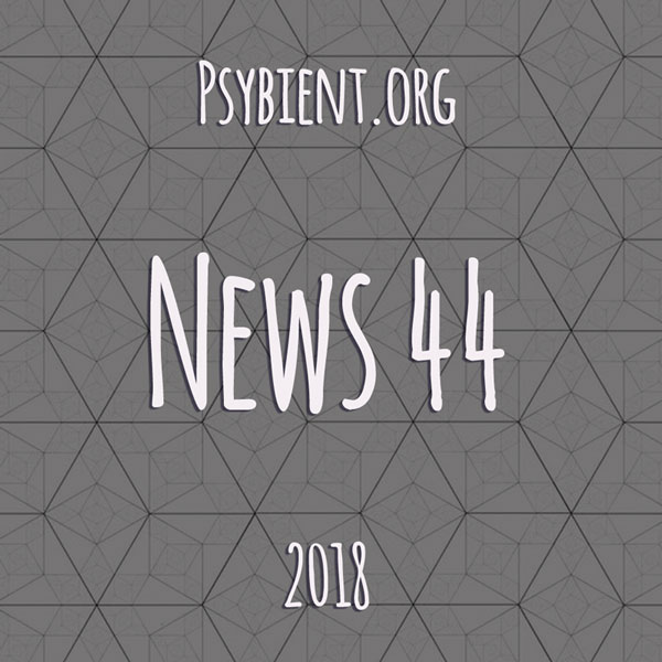 Psybient.org news – 2018 W44 (music and events)