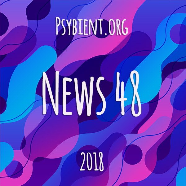 Psybient.org news – 2018 W48 (music and events)