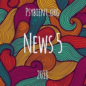 Psybient.org news – 2018 W5 (music and events)