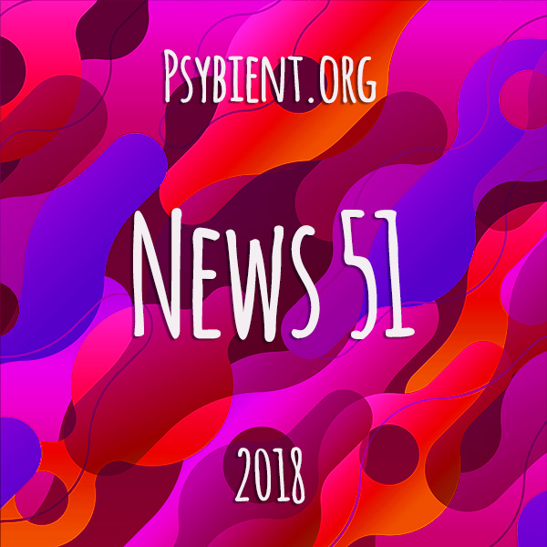 Psybient.org news – 2018 W51 (music and events)