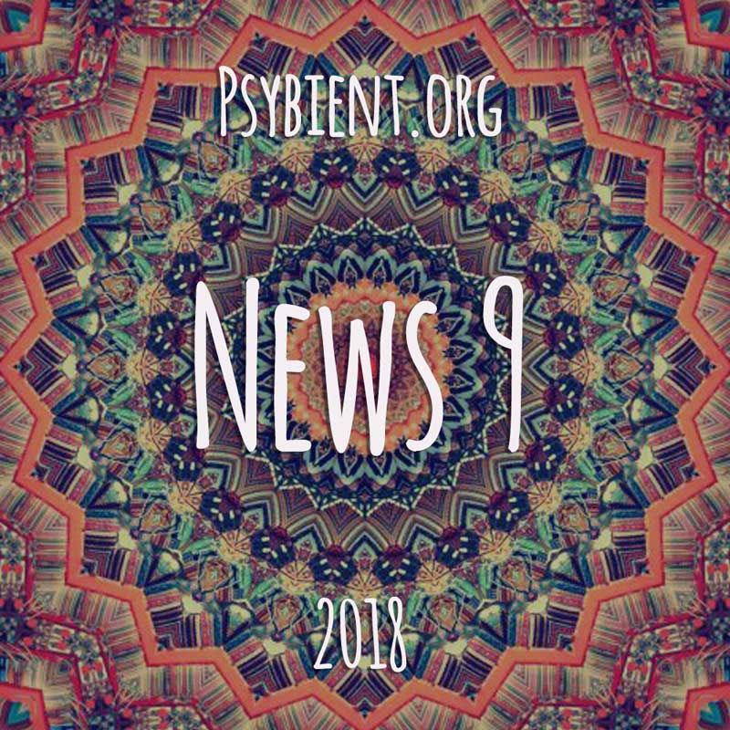 Psybient.org news – 2018 W9 (music and events)