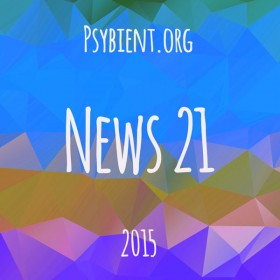 Psybient.org news – 2015 W21 (events, releases)