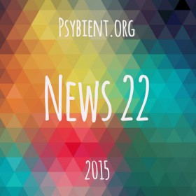 Psybient.org news – 2015 W22 (events, releases)