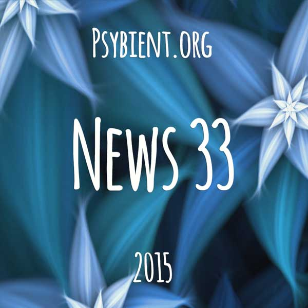 Psybient.org news – 2015 W33 (events, releases)