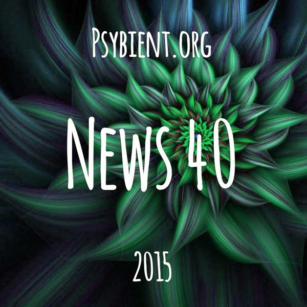 Psybient.org news – 2015 W40 (events, releases)