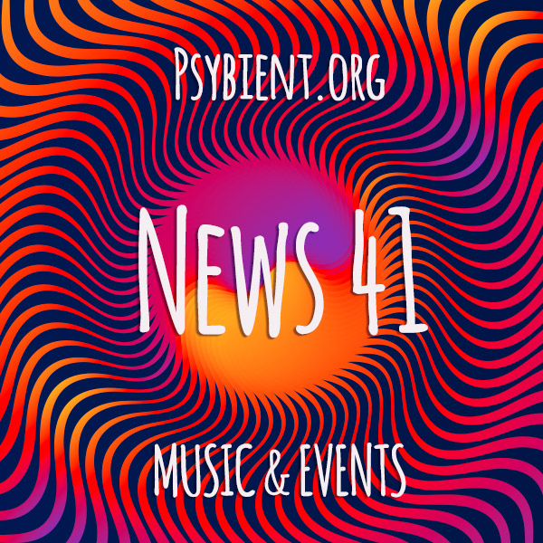 Psybient.org news – 2019 W41 (music and events)