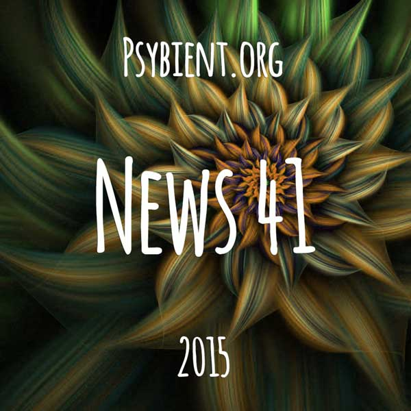 Psybient.org news – 2015 W41 (events, releases)