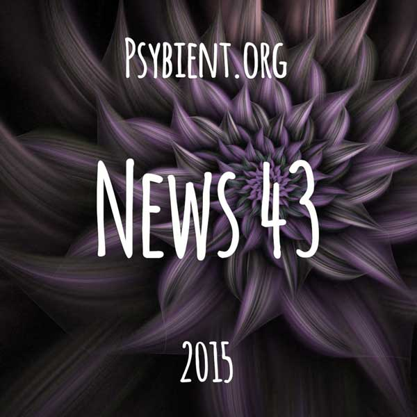 Psybient.org news – 2015 W43 (events, releases)