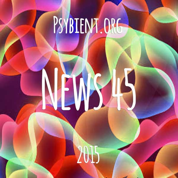 Psybient.org news – 2015 W45 (events, releases)
