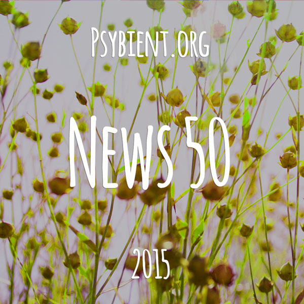 Psybient.org news – 2015 W50 (events, releases)