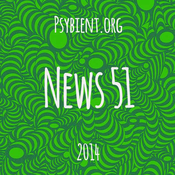 Psybient.org news – 2014 W51 (events, releases)