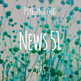 Psybient.org news – 2015 W51 (events, releases)