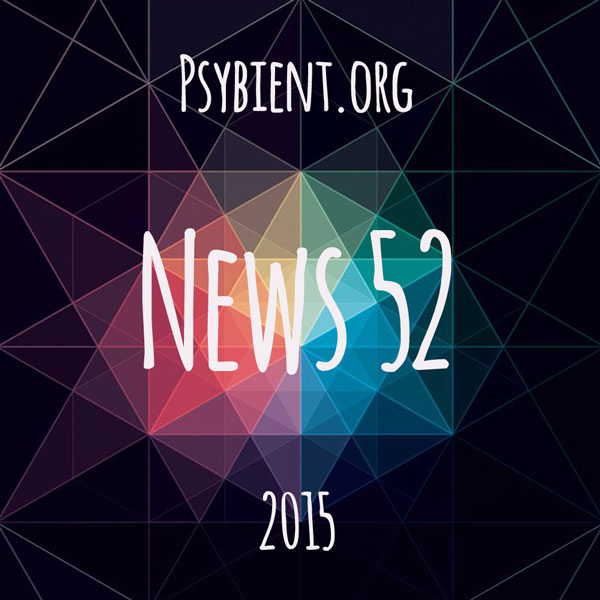 Psybient.org news – 2015 W52 (events, releases)