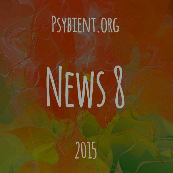 Psybient.org news – 2015 W8 (events, releases)