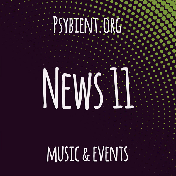 Psybient.org news – 2019 W11 (music and events)