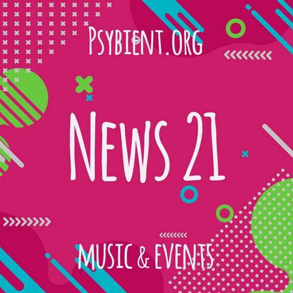 Psybient.org news – 2019 W21 (music and events)