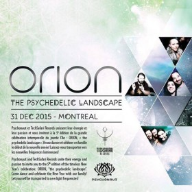 [event] Orion 2016 (Montreal, Canada)