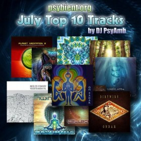 psychill charts – july – selection by Psy-Amb