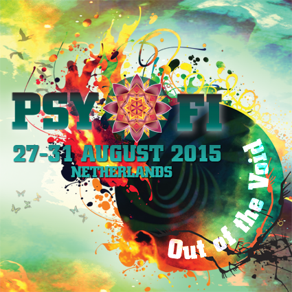 [festival] Psy-fi (Netherlands) – 5 stages and incredible chillout lineup