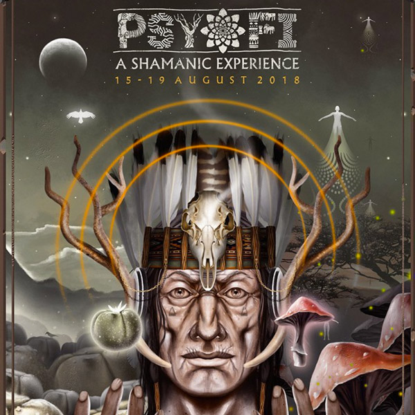 Psy-fi 2018 (lineup)