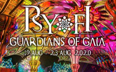 Psy-fi 2020 – Full lineup – Guardians of Gaia