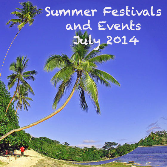 Summer Trance Festivals and Events – July 2014