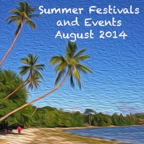 Summer Trance Festivals and Events – August 2014