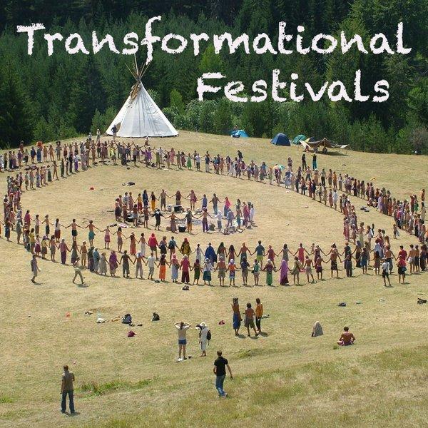 Transformational Festival listing and calendar
