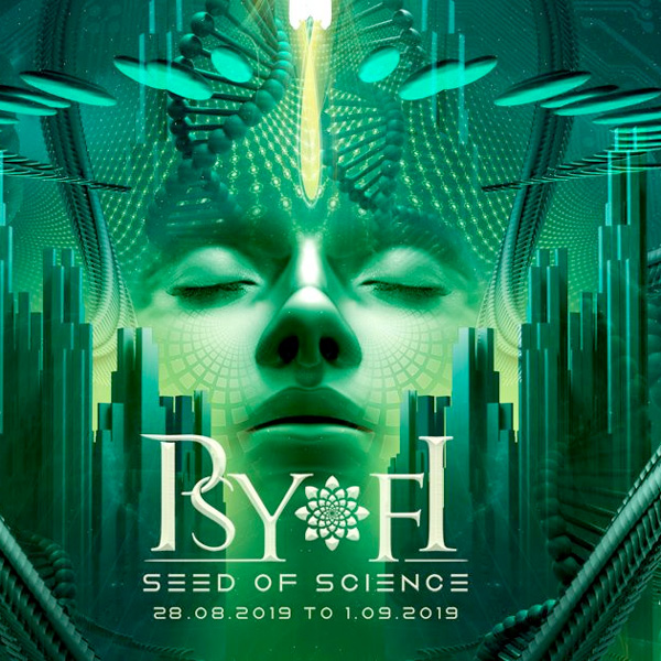 "PSY-FI ""Seed Of Science"""