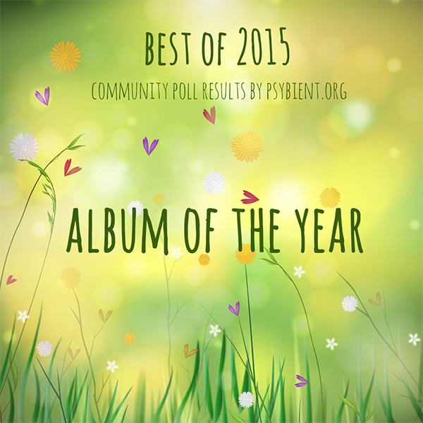 "Best ""Album"" of the year 2015"