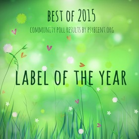 Label of the year 2015 (psybient, psychill, ambient, psydub, downtempo)