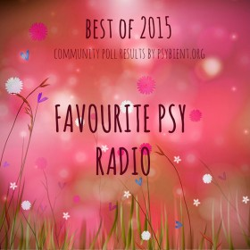 "Best ""psy radio"" of the year 2015  (psybient, psychill, ambient, psydub, downtempo)"