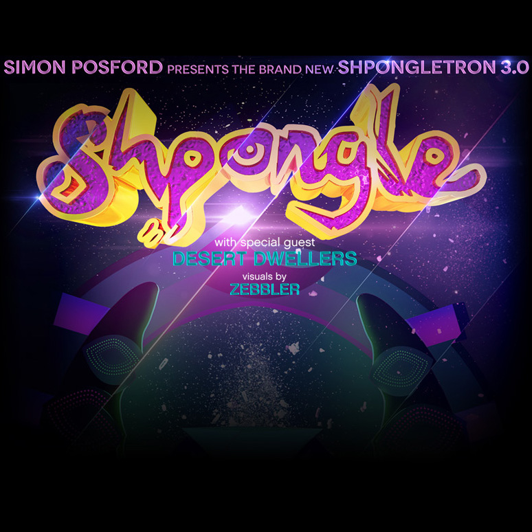 [event] US tour of Shpongle & Desert Dwellers