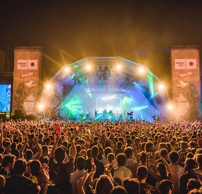 Sonar Festival 2018 – Lineup (Spain)