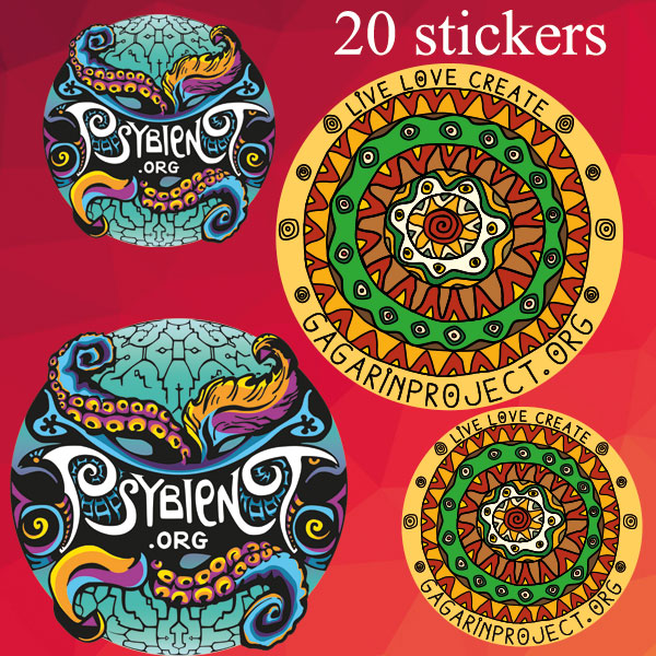 New special edition sticker pack