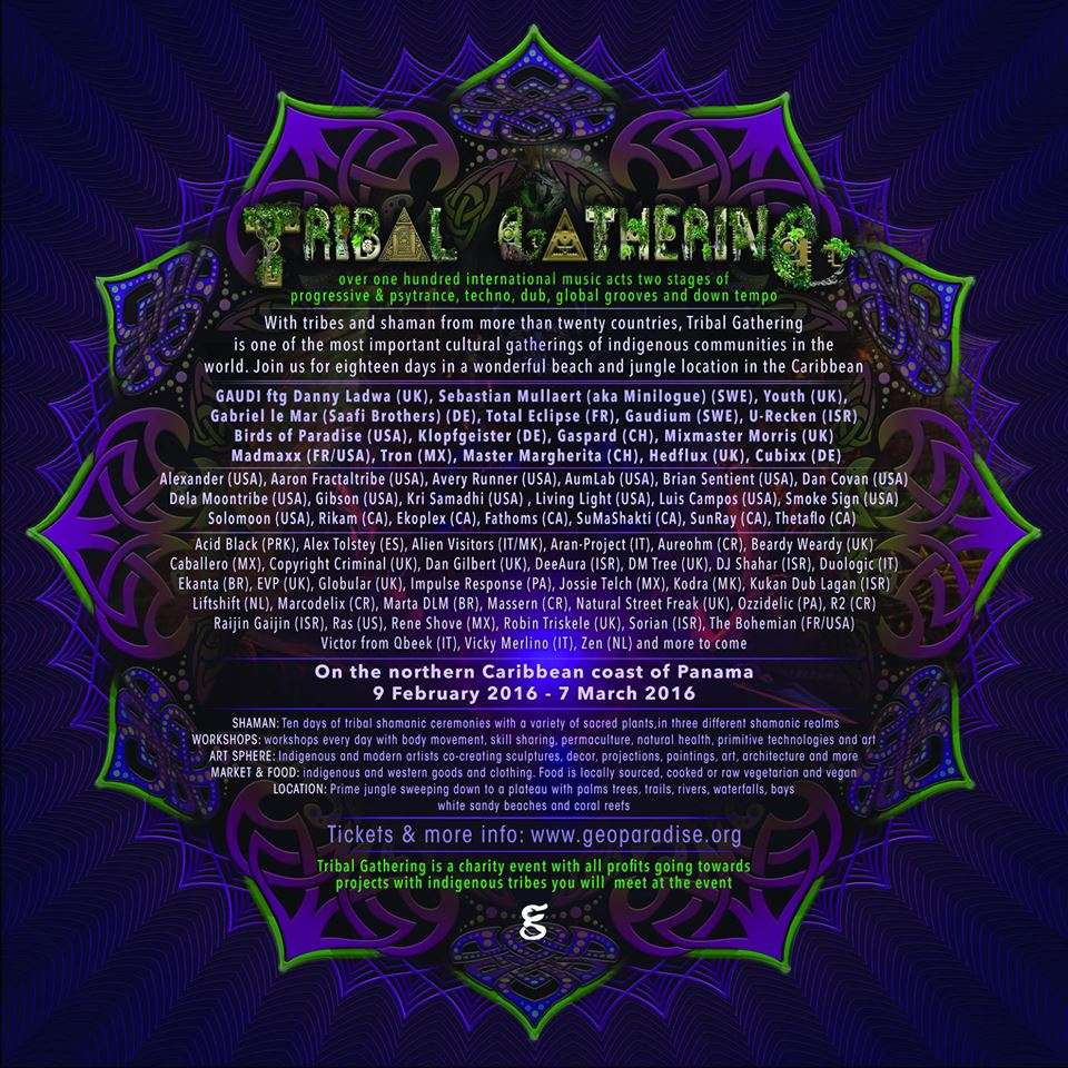 tribal-gathering-2016-lineup