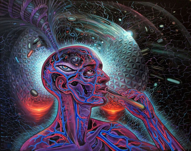 [creative] Psychedelic Visionary Artists