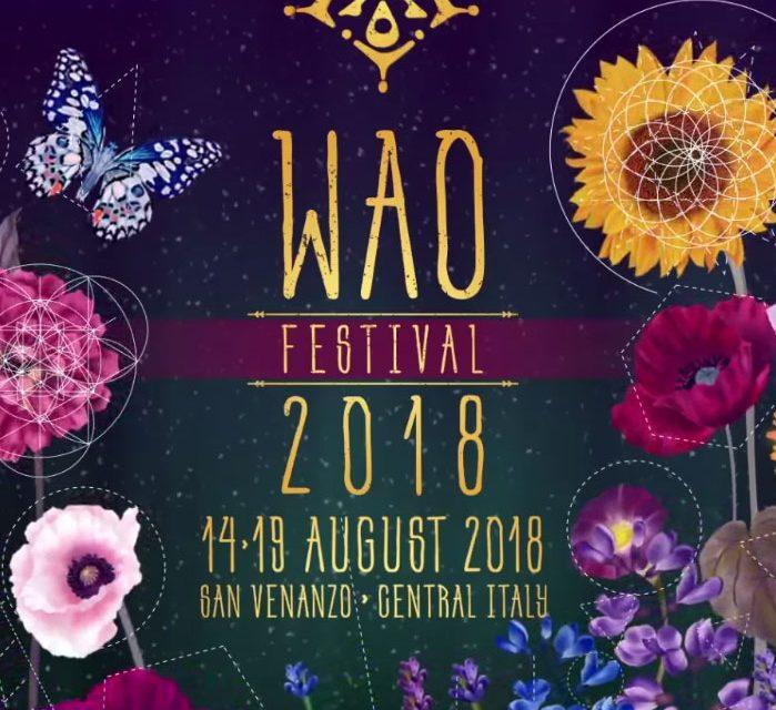 WAO Festival 2018 (Italy)